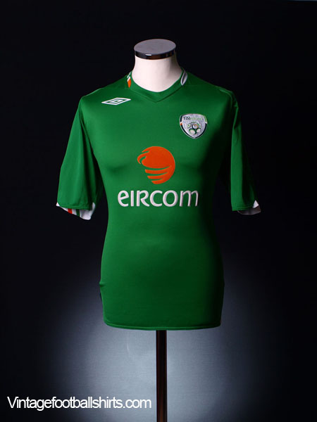 2006-08 Ireland Home Shirt *BNIB*