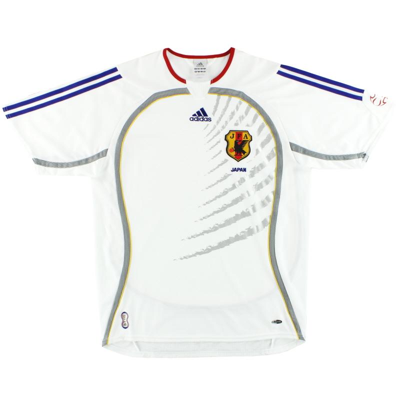 2006-08 Japan adidas Away Shirt *Mint* M - 818174