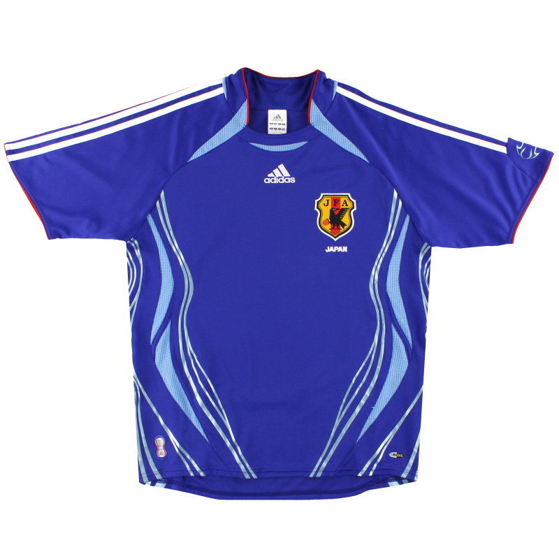 2006-08 Japan adidas Home Shirt M - 818189
