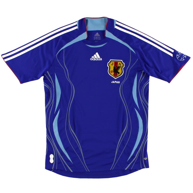 2006-08 Japan adidas Home Shirt L - 740143