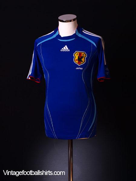 2006-08 Japan Home Shirt L
