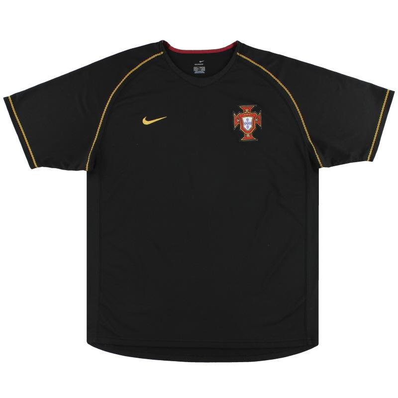 2006-08 Portugal Nike Away Shirt L - 119266