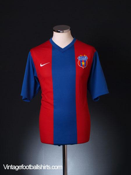2006-08 Steaua Bucuresti Home Shirt L