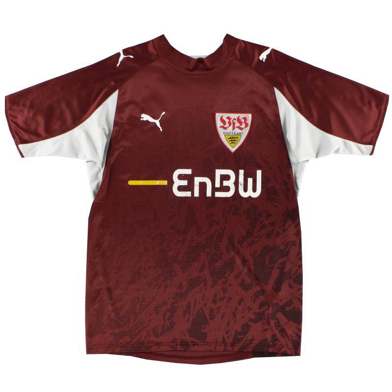 2006-08 Stuttgart Goalkeeper Shirt M