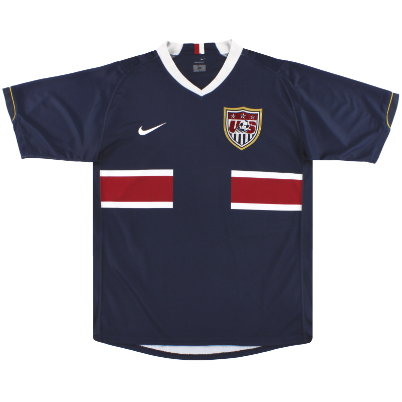 2006-08 USA Nike Away Shirt M - 103896