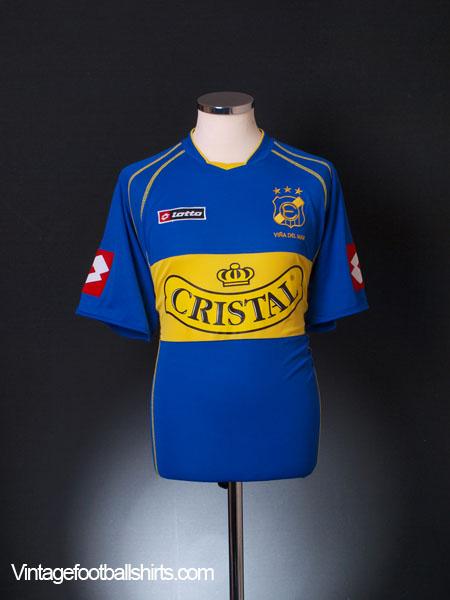 2006 Everton de Vina del Mar Home Shirt S