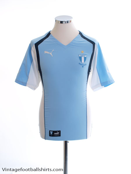 2006 Malmo Home Shirt S