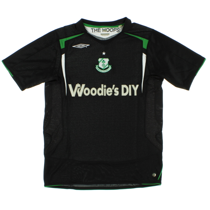 2006 Shamrock Rovers Away Shirt M