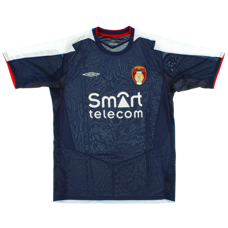 2006 St Patrick's Away Shirt M