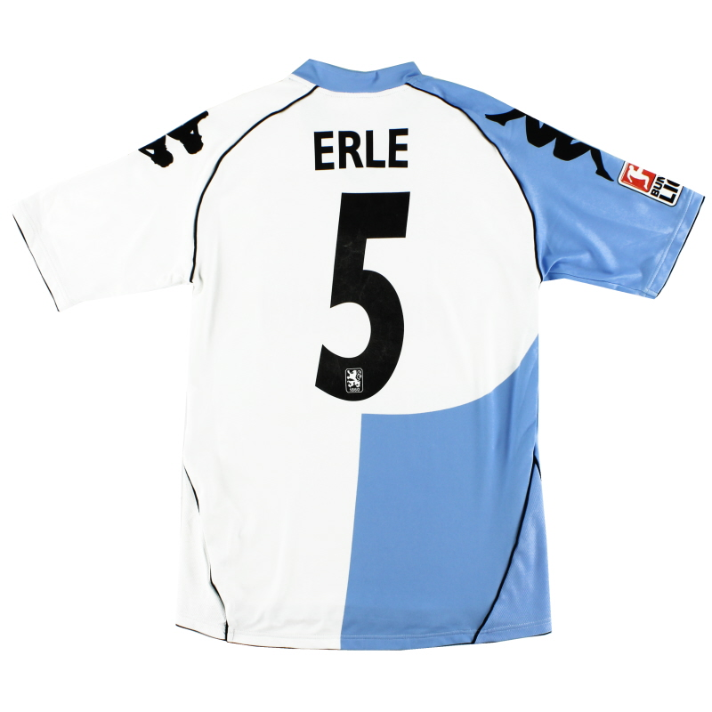 2007-08 1860 Munich Home Shirt Erle #5 M