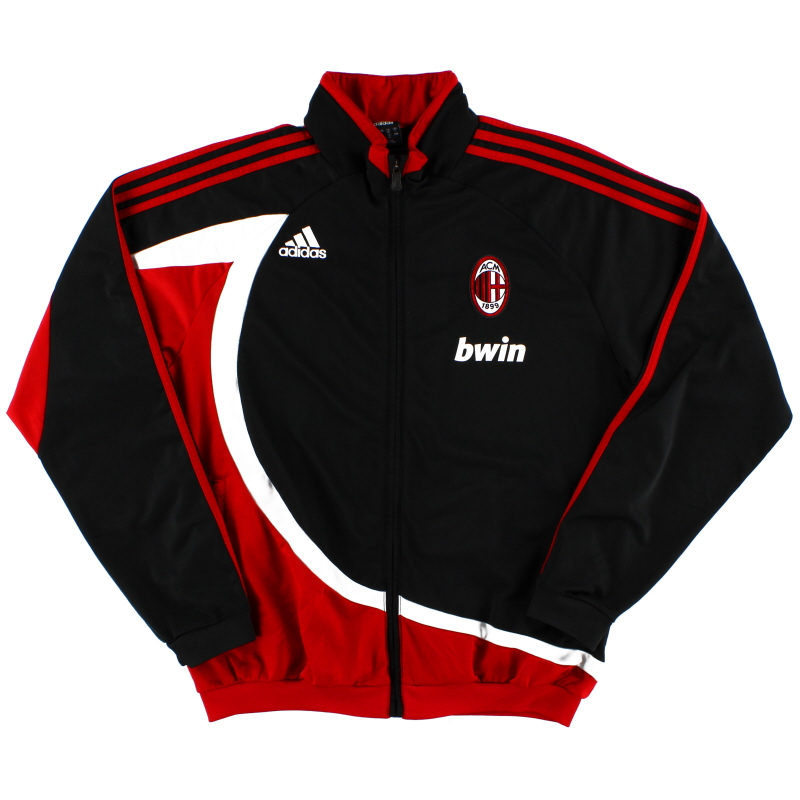 2007-08 AC Milan adidas Training Jacket L - 692783