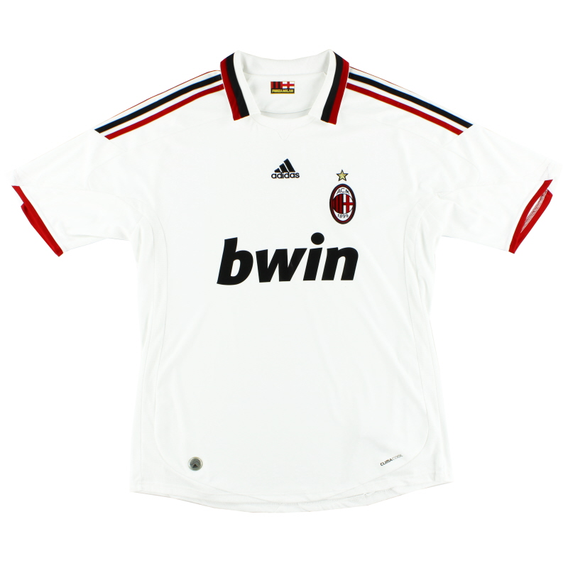 2007 08 AC Milan Away Shirt XL à vendre 694967