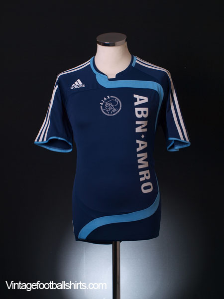 2007-08 Ajax Away Shirt S