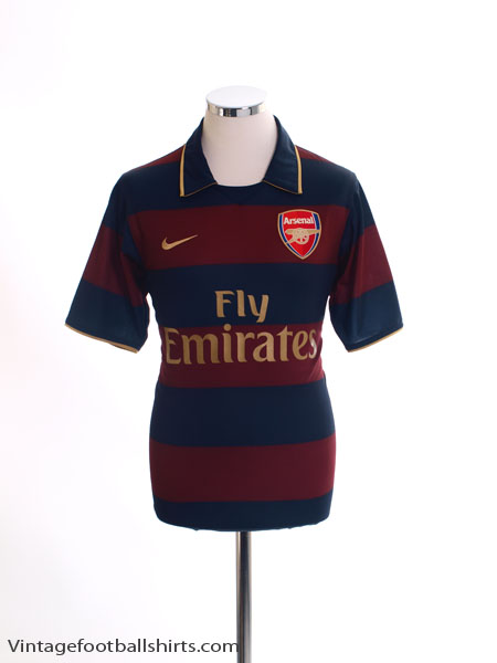 2007-08 Arsenal Third Shirt S - 237869-600