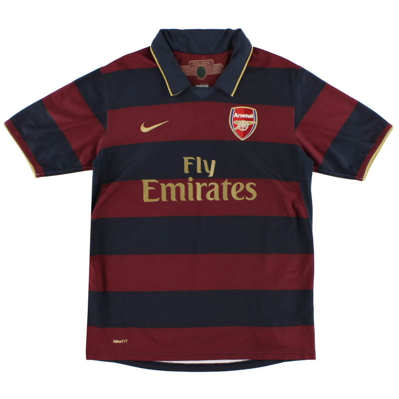 2007-08 Arsenal Third Shirt M.Boys - 237882-600