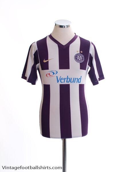 2007-08 Austria Vienna Home Shirt XS