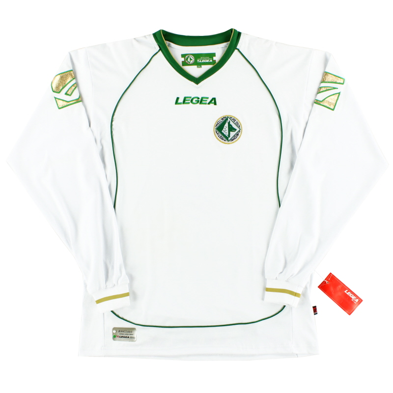 2007-08 Avellino Away Shirt L/S *BNWT* XXL