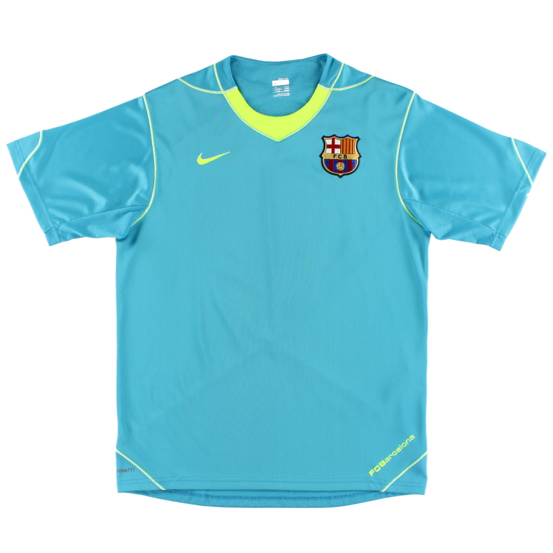 2007-08 Barcelona Training Shirt M - 237747-414