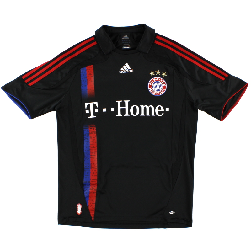 2007-08 Bayern Munich European Shirt M