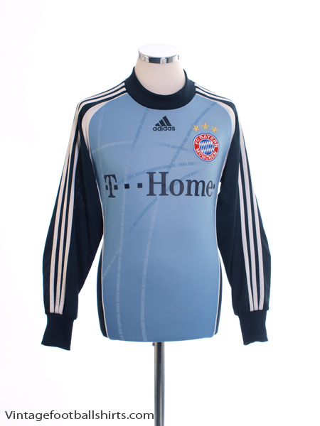 sports shoes 474ea 32741 2007-08 Bayern Munich Goalkeeper Shirt S for sale