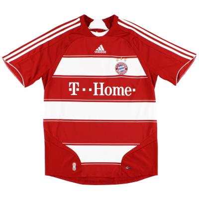 2007-08 Bayern Munich Home Shirt XS - 688134