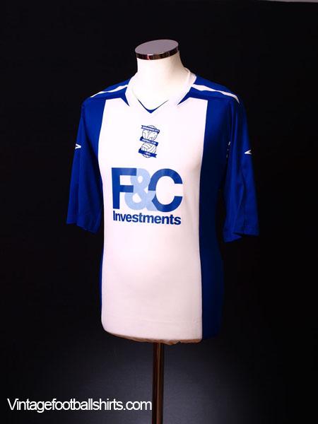 2007-08 Birmingham Home Shirt M