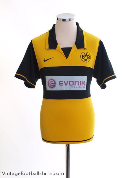 2007-08 Borussia Dortmund Home Shirt M - 276547-703