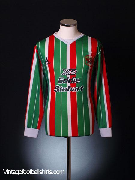 2007-08 Carlisle Third Shirt L/S M