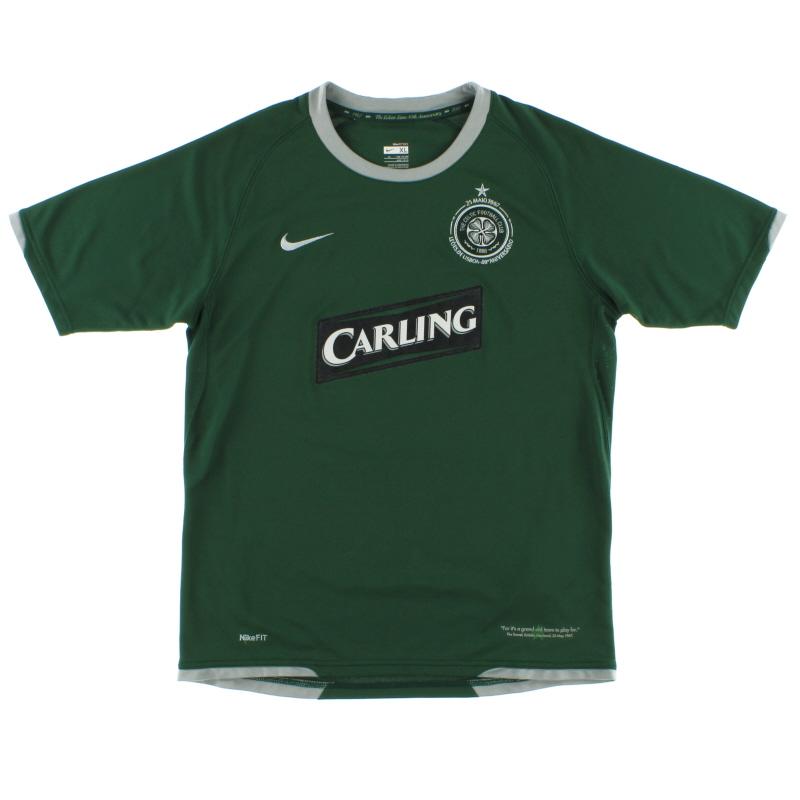 2007-08 Celtic Away Shirt L - 237900-375