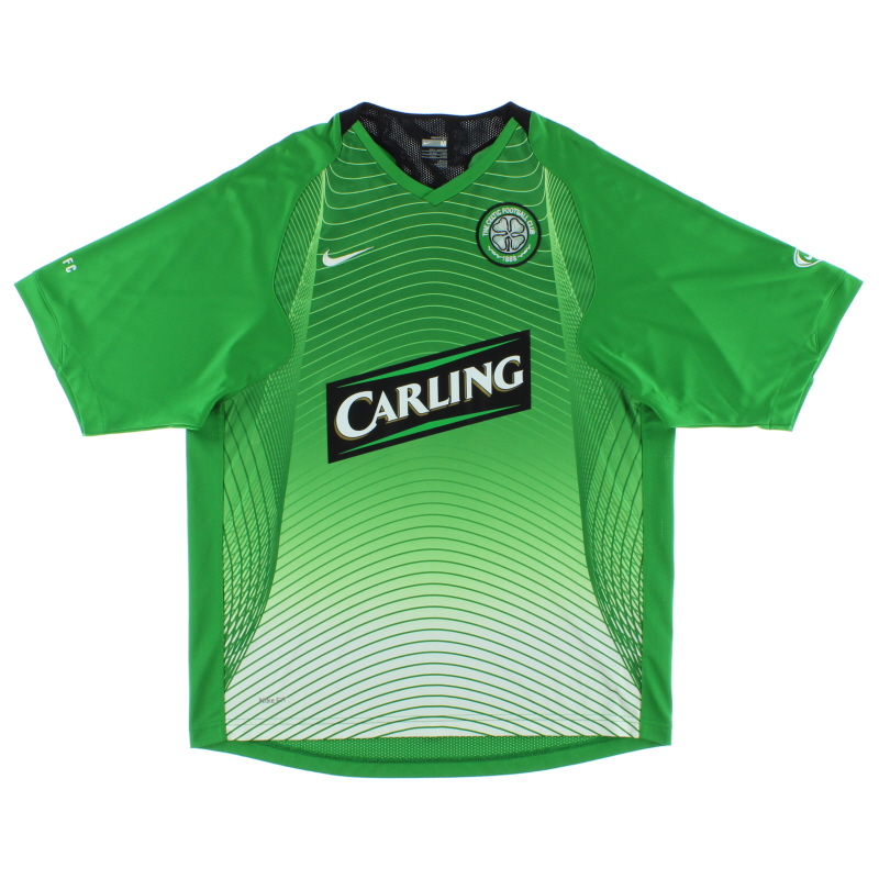 2007-08 Celtic Training Shirt *Mint* M