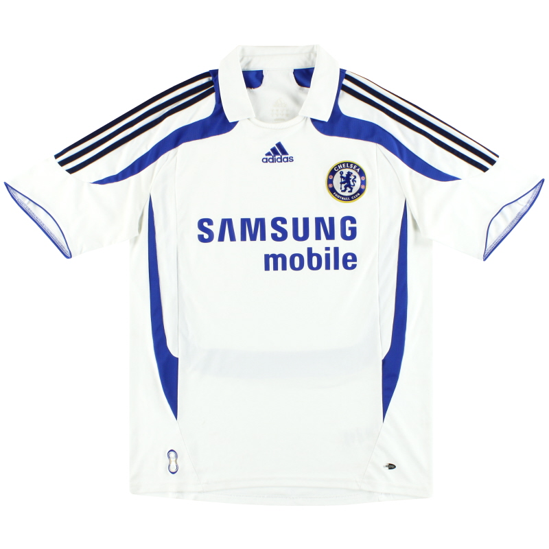 2007-08 Chelsea adidas Third Shirt M - 641371