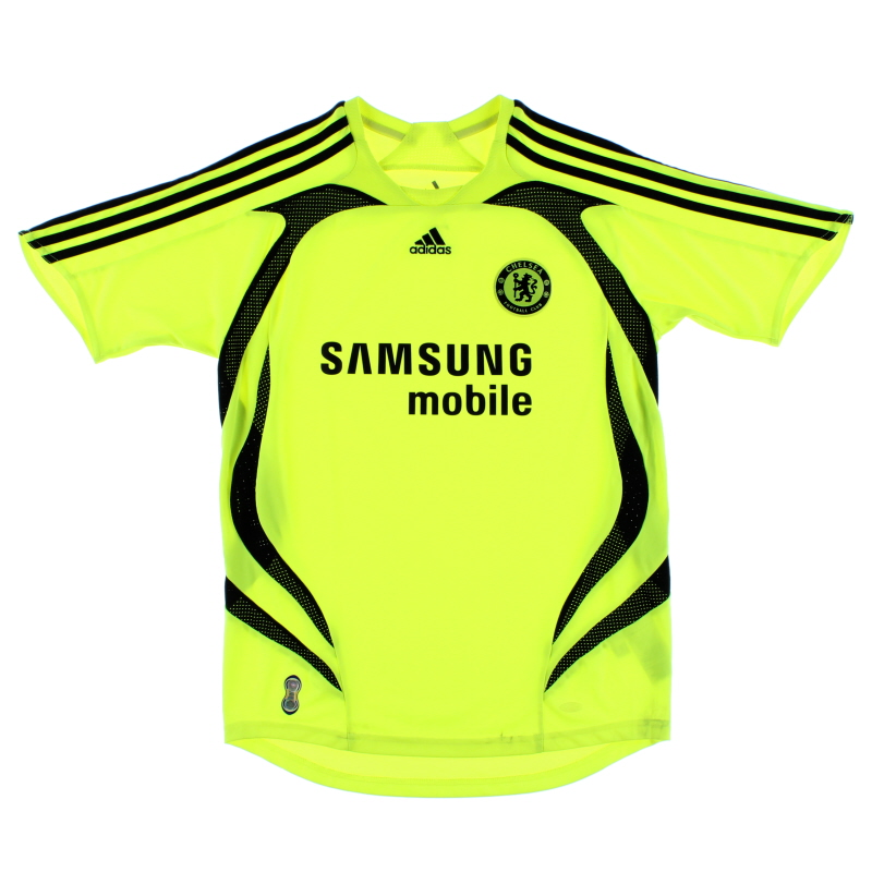 2007-08 Chelsea Away Shirt M - 697777