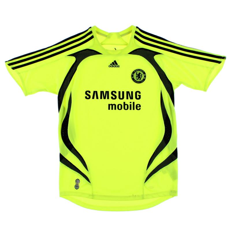 2007-08 Chelsea Away Shirt S - 600871