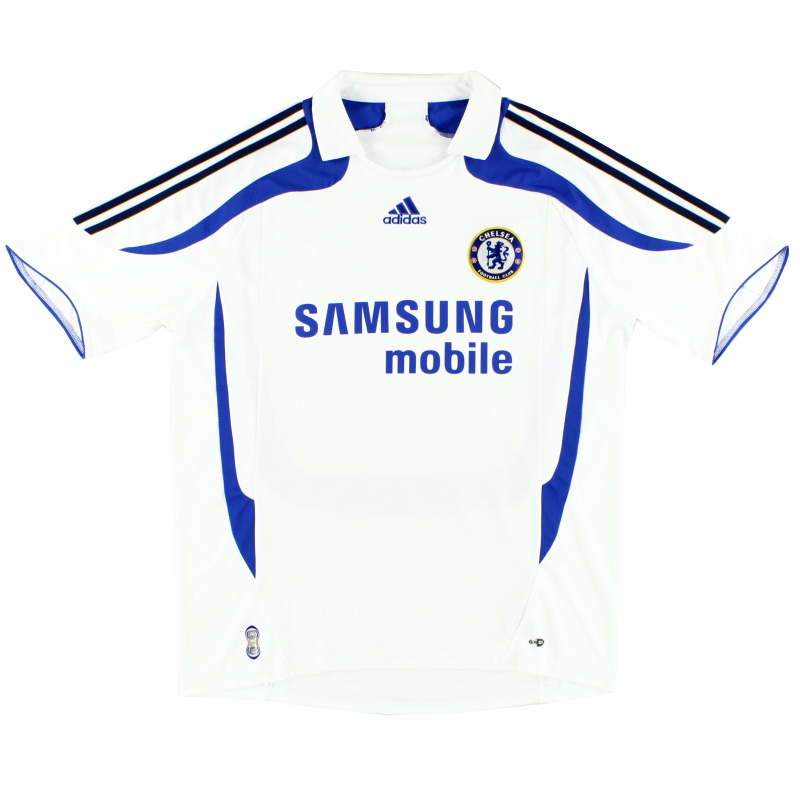 2007-08 Chelsea Third Shirt L