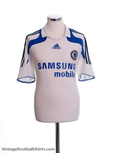 2007-08 Chelsea Third Shirt M