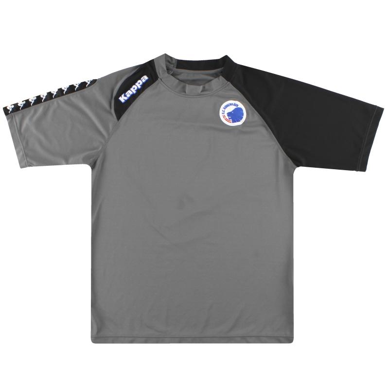 2007-08 Copenhagen Kappa Training Shirt L