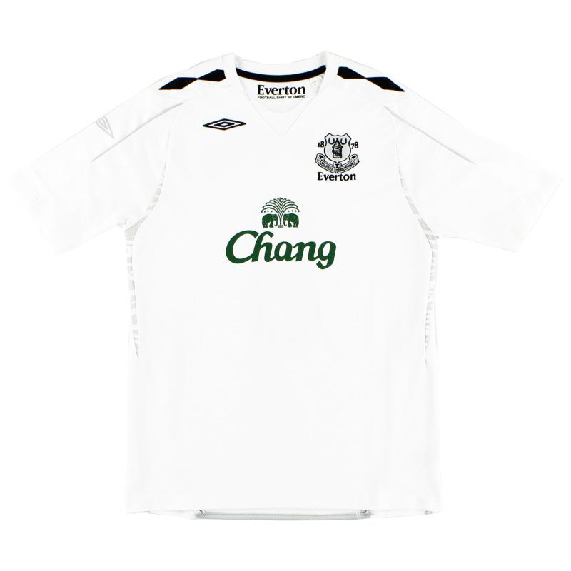 2007-08 Everton Away Shirt XXL