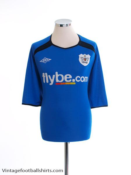 2007-08 Exeter Away Shirt XL