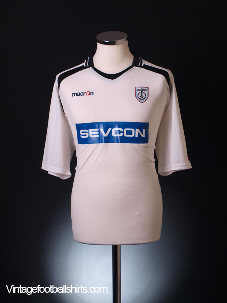 2007-08 Gateshead Home Shirt XL