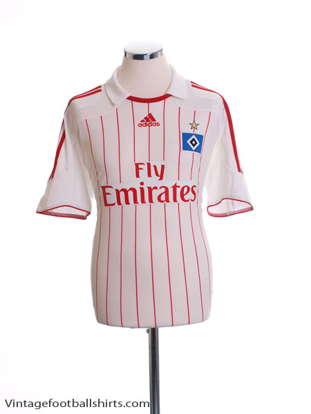 2007-08 Hamburg Home Shirt M