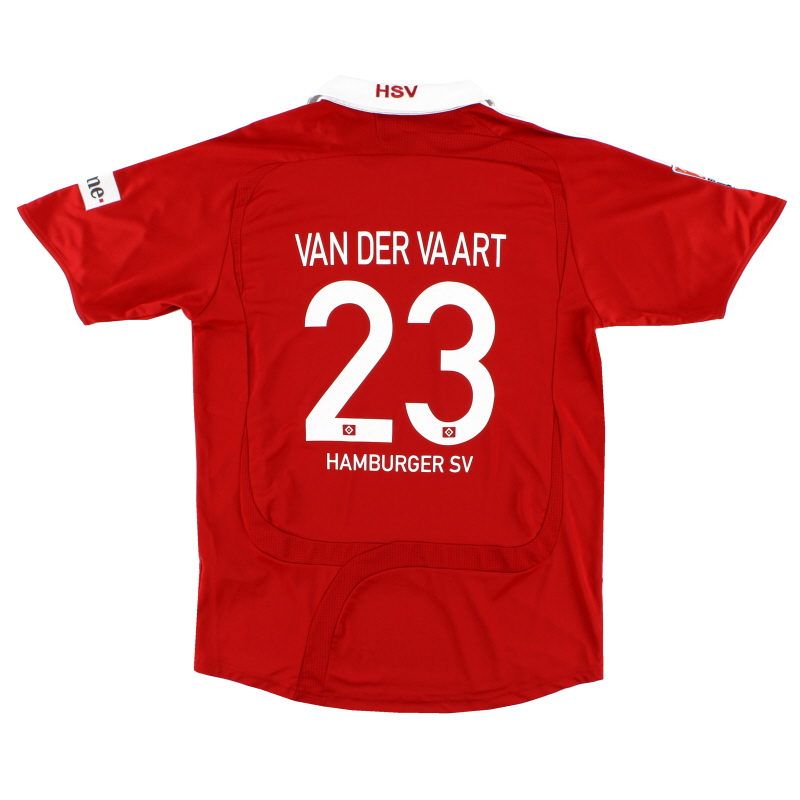 2007-08 Hamburg Third Shirt van der Vaart #23 S