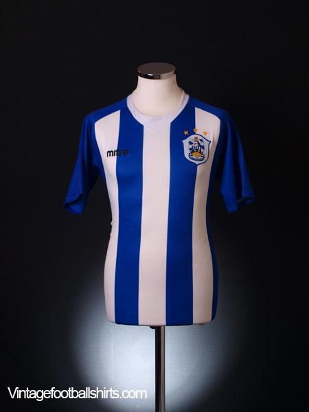 2007-08 Huddersfield Town Home Shirt M