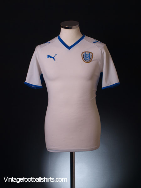 2007-08 Israel Away Shirt S