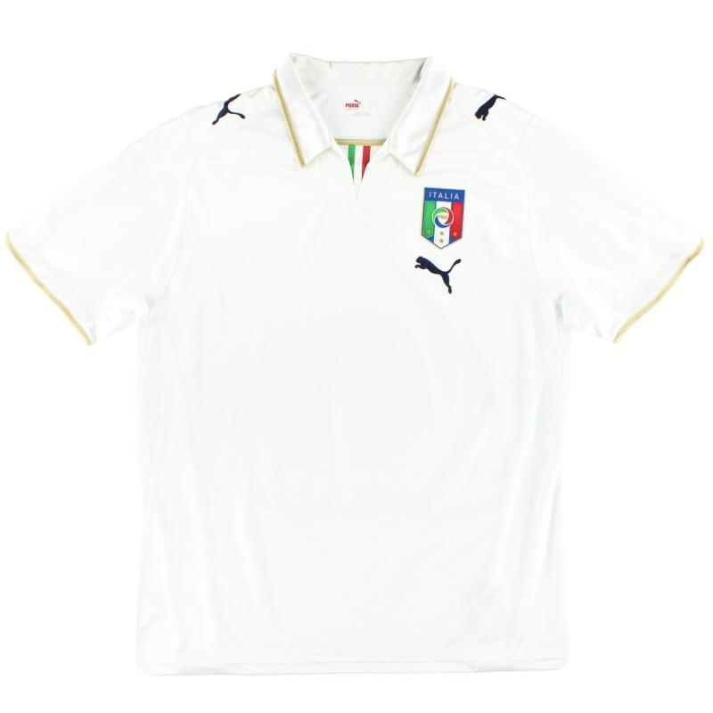 2007-08 Italy Puma Away Shirt M