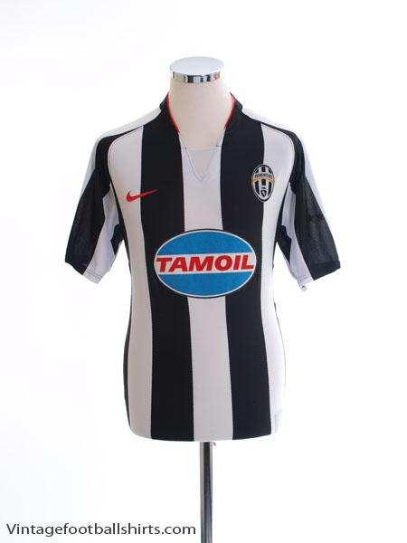 2007-08 Juventus Home Shirt M - 238028-010