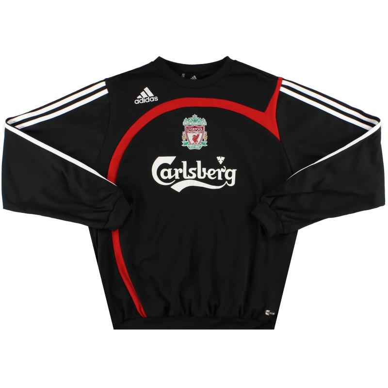 2007-08 Liverpool adidas Sweatshirt M - APU002