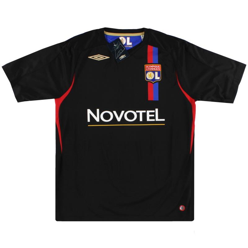 2007-08 Lyon Umbro Third Shirt *BNIB* M - 2210338