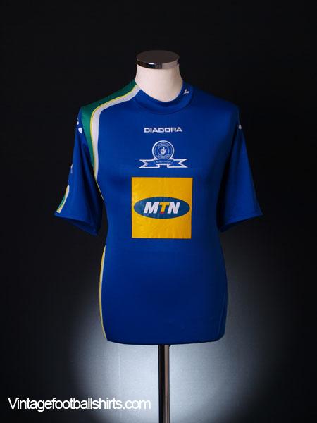 2007-08 Mamelodi Sundowns Away Shirt L