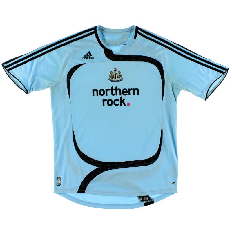 2007-08 Newcastle Away Shirt L