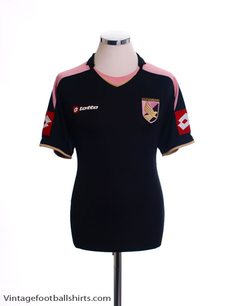 2007-08 Palermo Third Shirt M